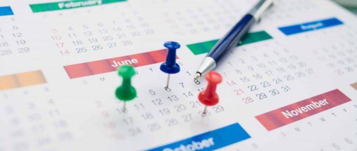 Planning werkjaar 2019-2020